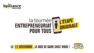 La tournée Entrepreneuriat Pour Tous fait son grand retour avec un rendez-vous 100 % digital